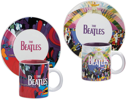 Beatles Cup & Saucer Set