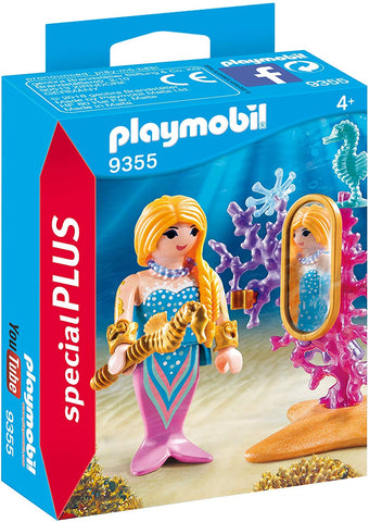 Playmobil Mermaid with Mirror and Decoration