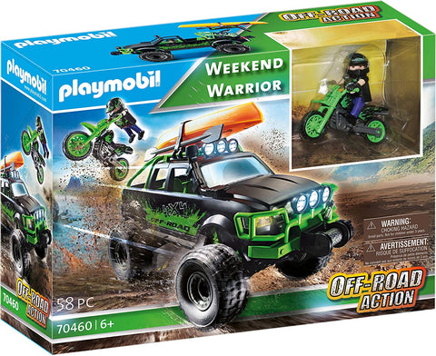 Playmobil Weekend Warrior Off-Road