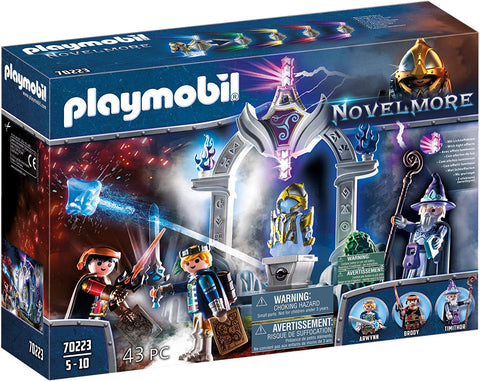 Playmobil Novelmore Temple of Time with Wizard