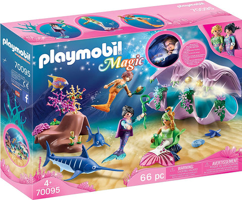 Playmobil Mermaid Pearl Shell Night Light
