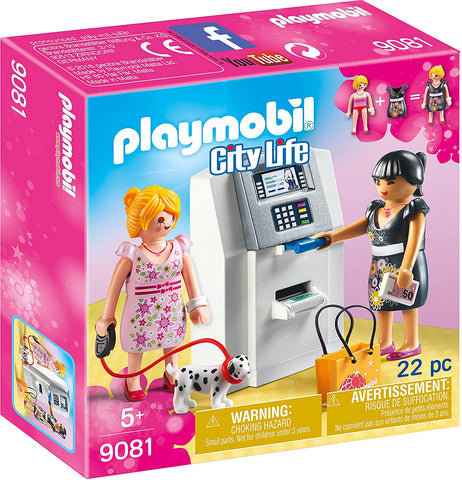 Playmobil ATM Set
