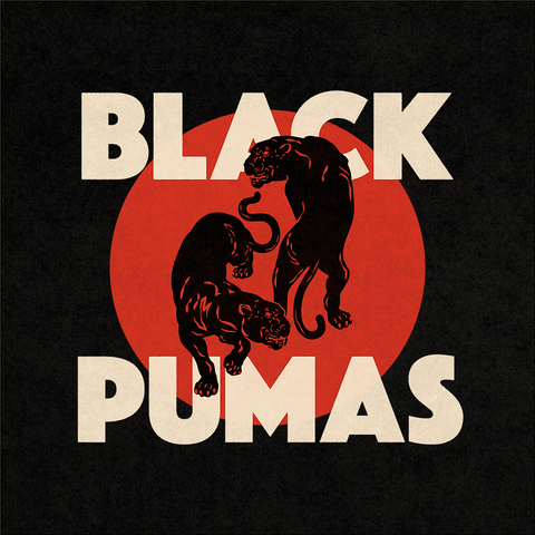 Black Pumas - Self Titled