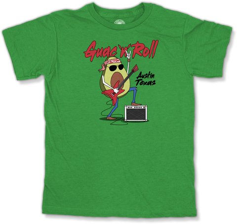 Guac N' Roll Youth Tee