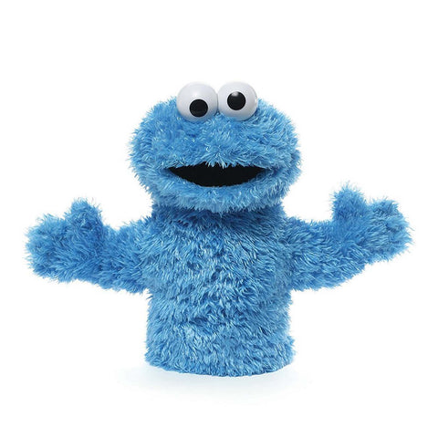Cookie Monster Plush Puppet