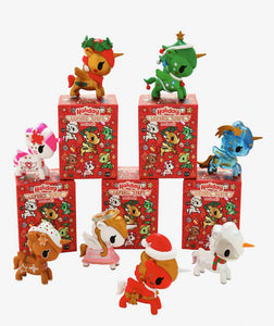 Unicorno Holiday Series: Mini Blind Box Series SINGLE