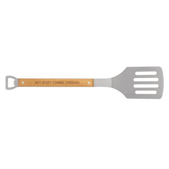 Hot Stuff Grill Spatula with Bottle Opener