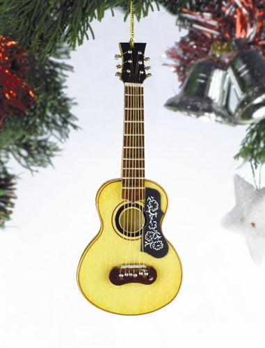 Spanish Guitar Ornament