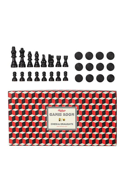 Chess and Checkers Game