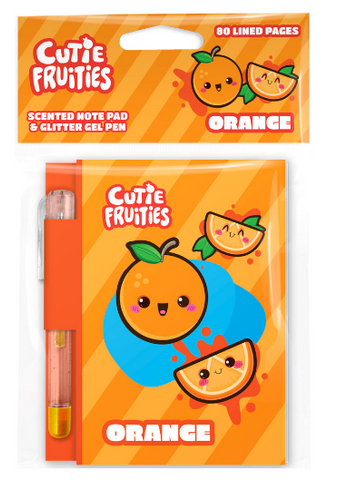 Cutie Fruities Note Pad