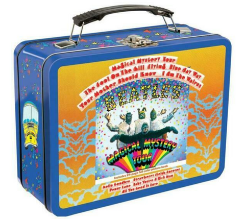 Beatles Magical Mystery Tour Lunchbox