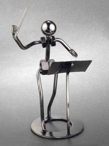 Conductor Nutty Figure