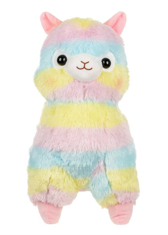 "Alpacasso Rainbow 20"" Plush"