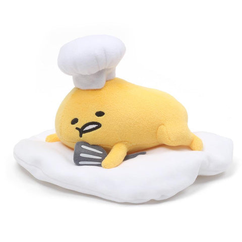 Gudetama Chef Spatula Plush