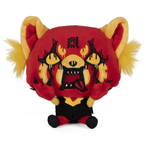 "Aggretsuko Red Rage 7"" Plush"