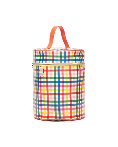 Wine Cooler Bag - Block Party