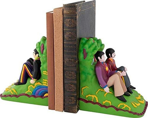Beatles Yellow Submarine Character Bookends