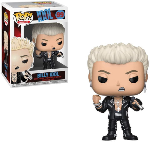 Funko Pop: Billy Idol