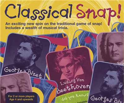 Classical Snap Card Game