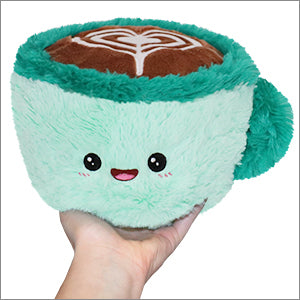 Squishable Latte Mini Plush