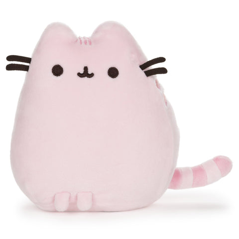 "Pusheen Pet Pose Pink 6"" Plush"