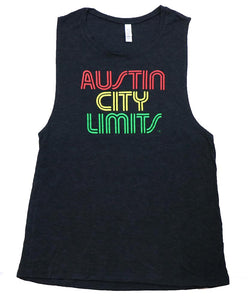 ACL Rasta Ladies Tank