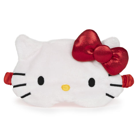 Hello Kitty Plush Sleep Mask