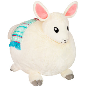 Squishable Little Llama Plush