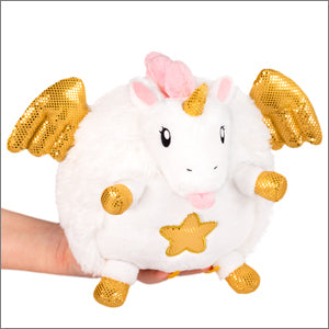 Squishable Magical Unicorn Mini Plush