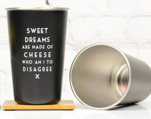 Mistaken Lyric Cup: Sweet Dreams