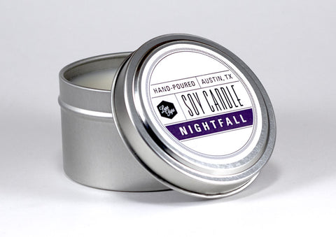 Nightfall Soy Candle