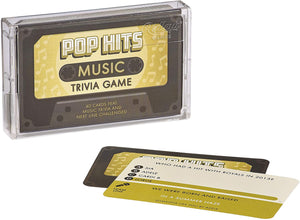 Greatest Hits Trivia Cards