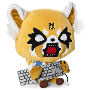 Aggretsuko With Sound Plush
