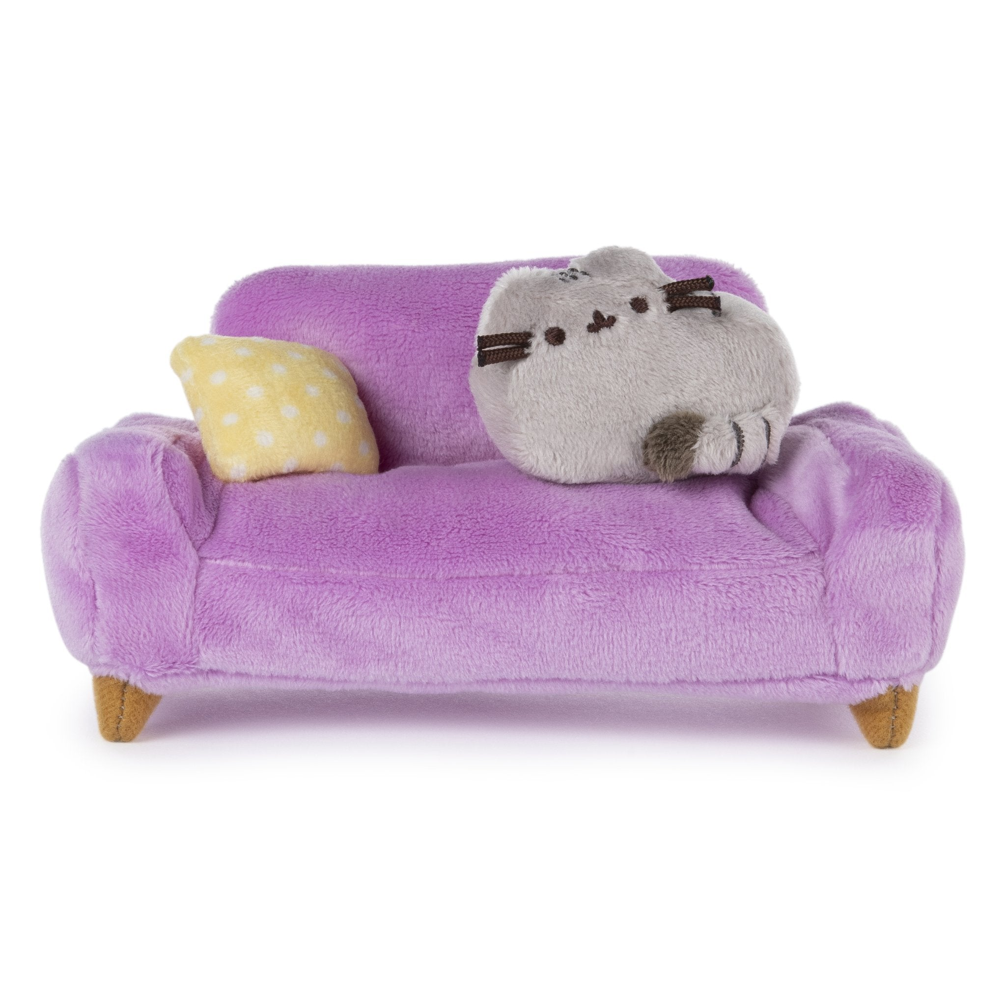 Pusheen On A Couch Collectors Set  Plush