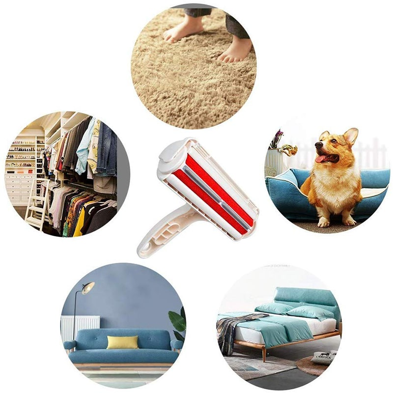 Dog Bonds Pet Hair Remover is great to remover pet hair on different items