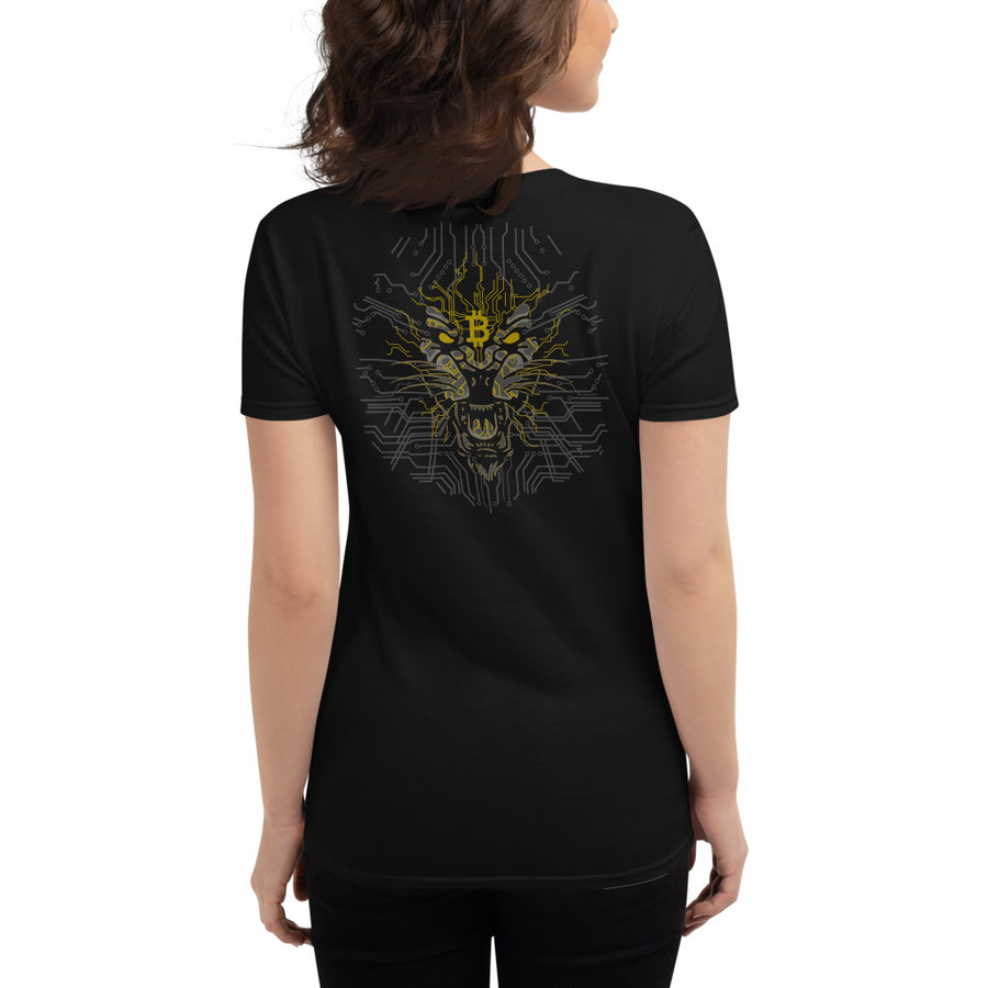 Regulus Rising Premium T-shirt for Women