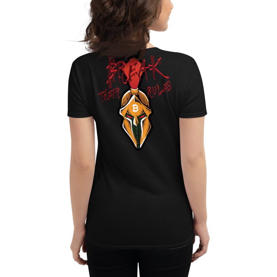 War Paint Premium T-shirt For Women