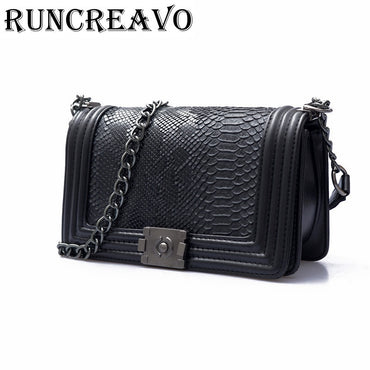 Leather Crossbody Luxury Handbag For Women
