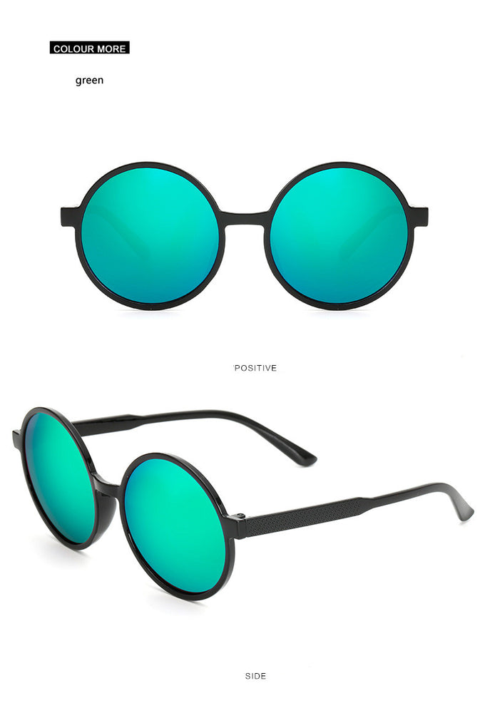Summer Gafas Round Sunglasses Women