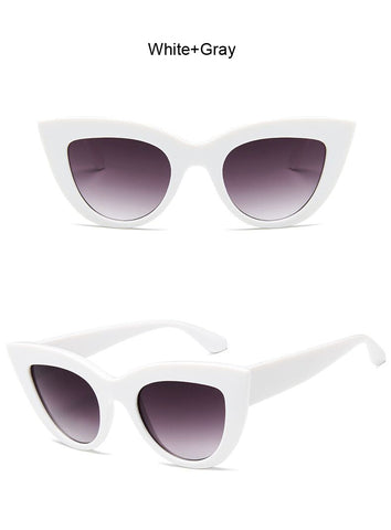 Cat Eye Luxury Brand Sunglasses