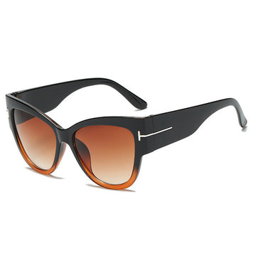 Sexy Ladies Gradient Sun Glasses  Oculos