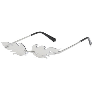 Cat Eye Trendy Mirror Eyewear
