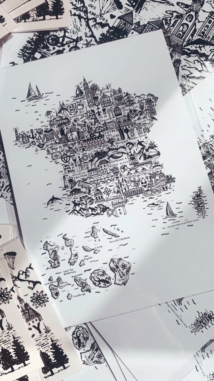 Illustration d'Annecy & La France