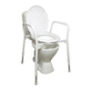 Aluminium Over Toilet Frame / Commode