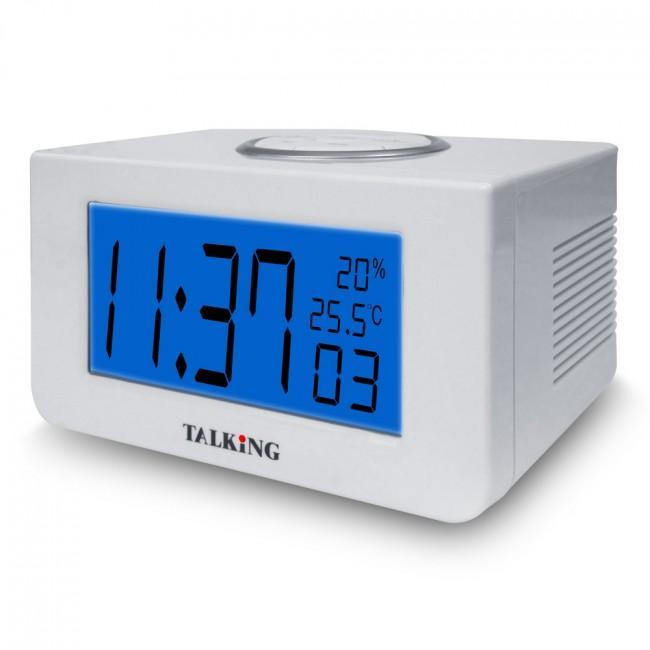 BetterLiving Talking Alarm Clock - Novis Healthcare