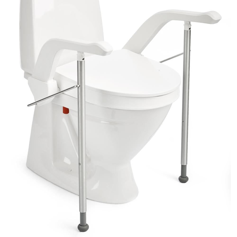 Etac My-Loo Supporting Legs for Bottom Fixing