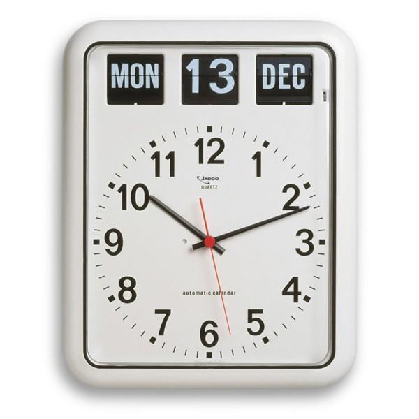 Wall Clock with Calendar