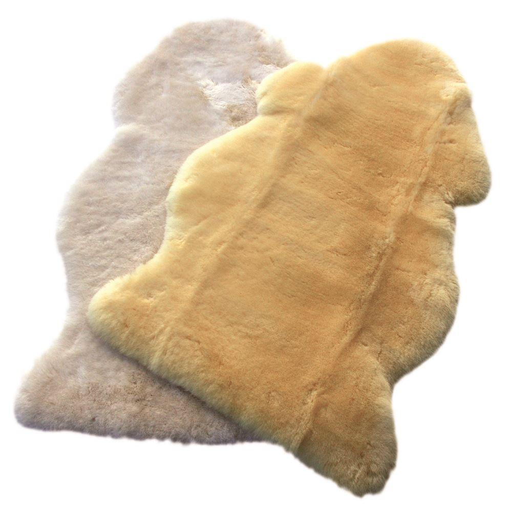 BetterLiving Natural Sheepskin Rug Hospital Grade - Novis Healthcare