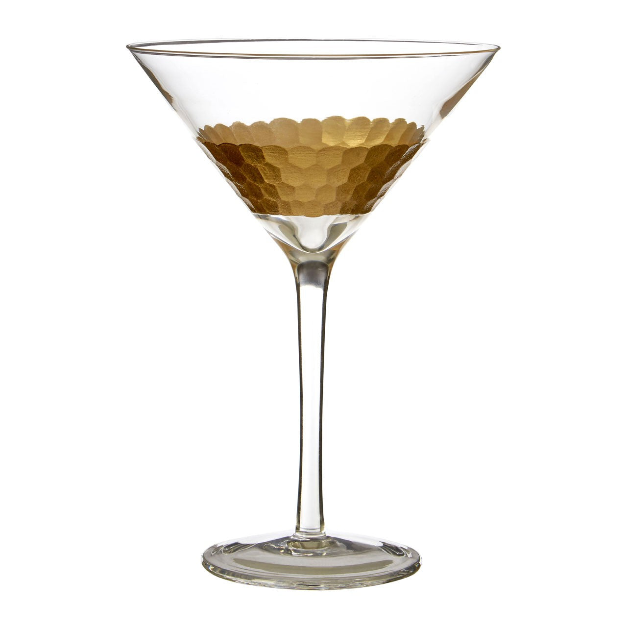 Honeycomb Cocktail Glasses