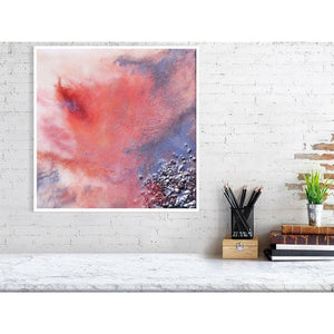 Coral Luxe I Paper Print-Giclée-Urban Luxe Art